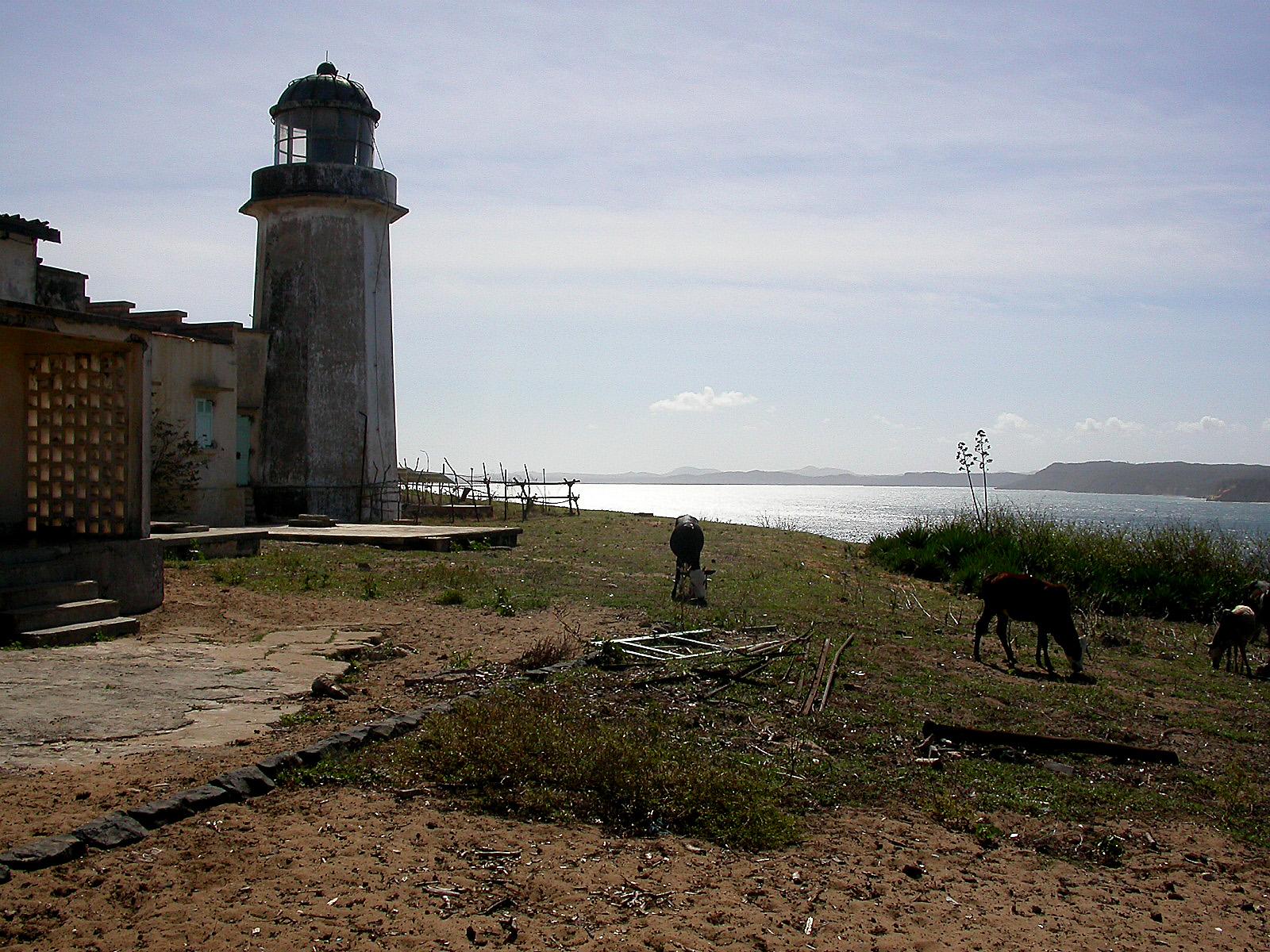 Cap Miné, baie de Diego