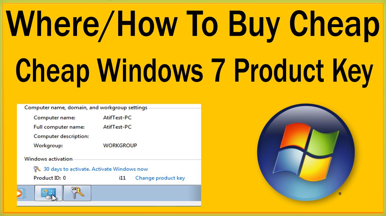 how to buy windows 7 online