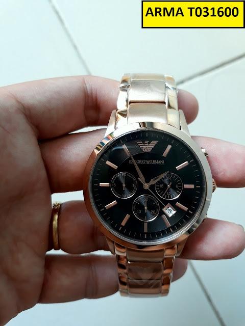 Đồng hồ nam Armani T031600