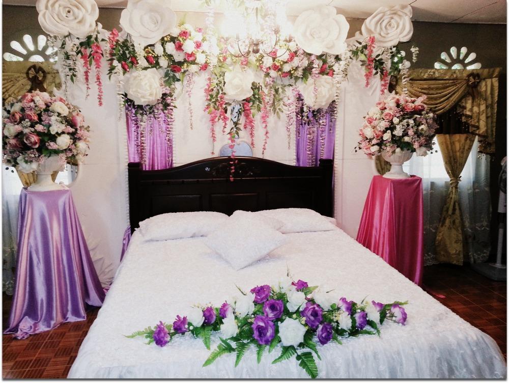 Cantik X Betul Kombinasi White Purple N Pink Neh