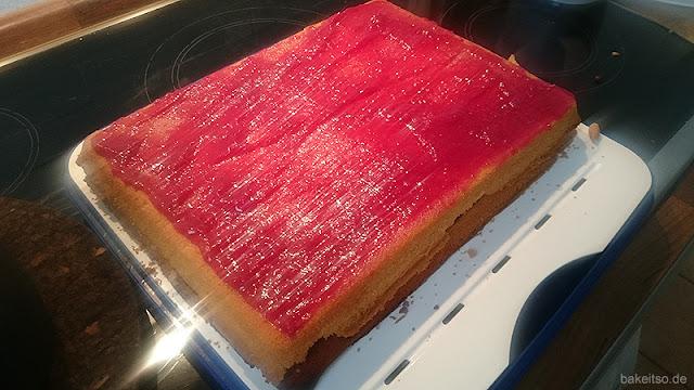 Bakeitso.de - perfekter veganer Biskuit - Petit Fours