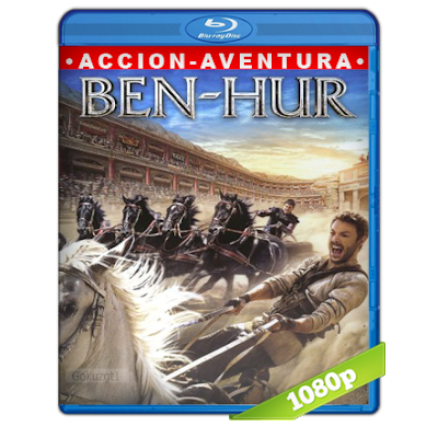 Ben-Hur (2016) BRRip Full 1080p Audio Trial Latino-Castellano-Ingles 5.1