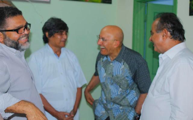 ex-prefeito de Nova Mamoré Dr. Vicente