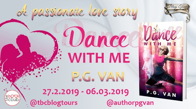 Blog Tour: Dance With Me by P. G Van
