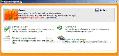 Download Rohos Logon Key 3.3 Full Version