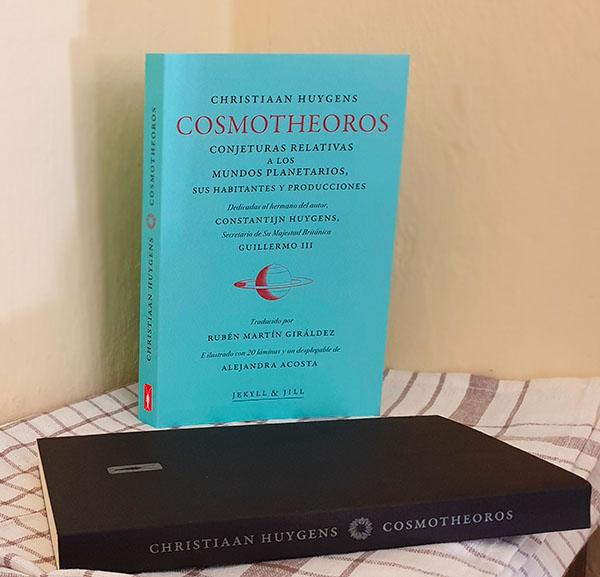 Encuadernación exquisita en «Cosmotheoros»