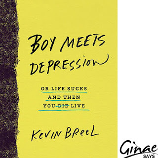 Book Review: Boy Meets Depression: Or Life Sucks and Then You Live