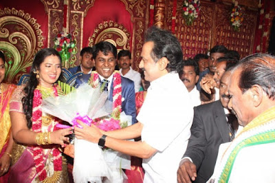 Stalin-at-producer-vinoth-kumar-sindhu-wedding-reception