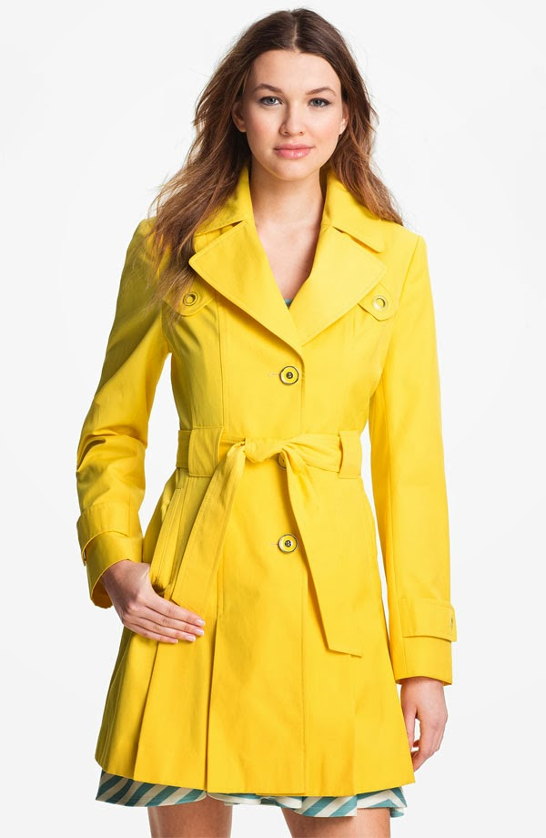 Sembrono 2014 Trench Models 2014 Ladies Trench Coat
