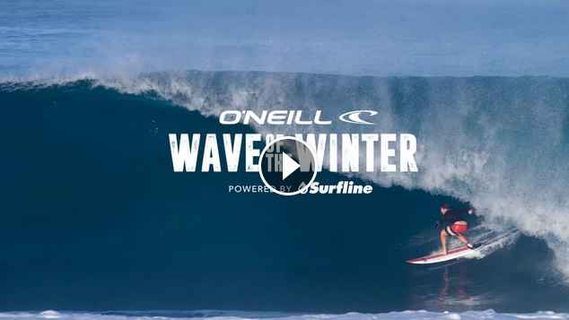2018 O Neill Wave of the Winter Movie