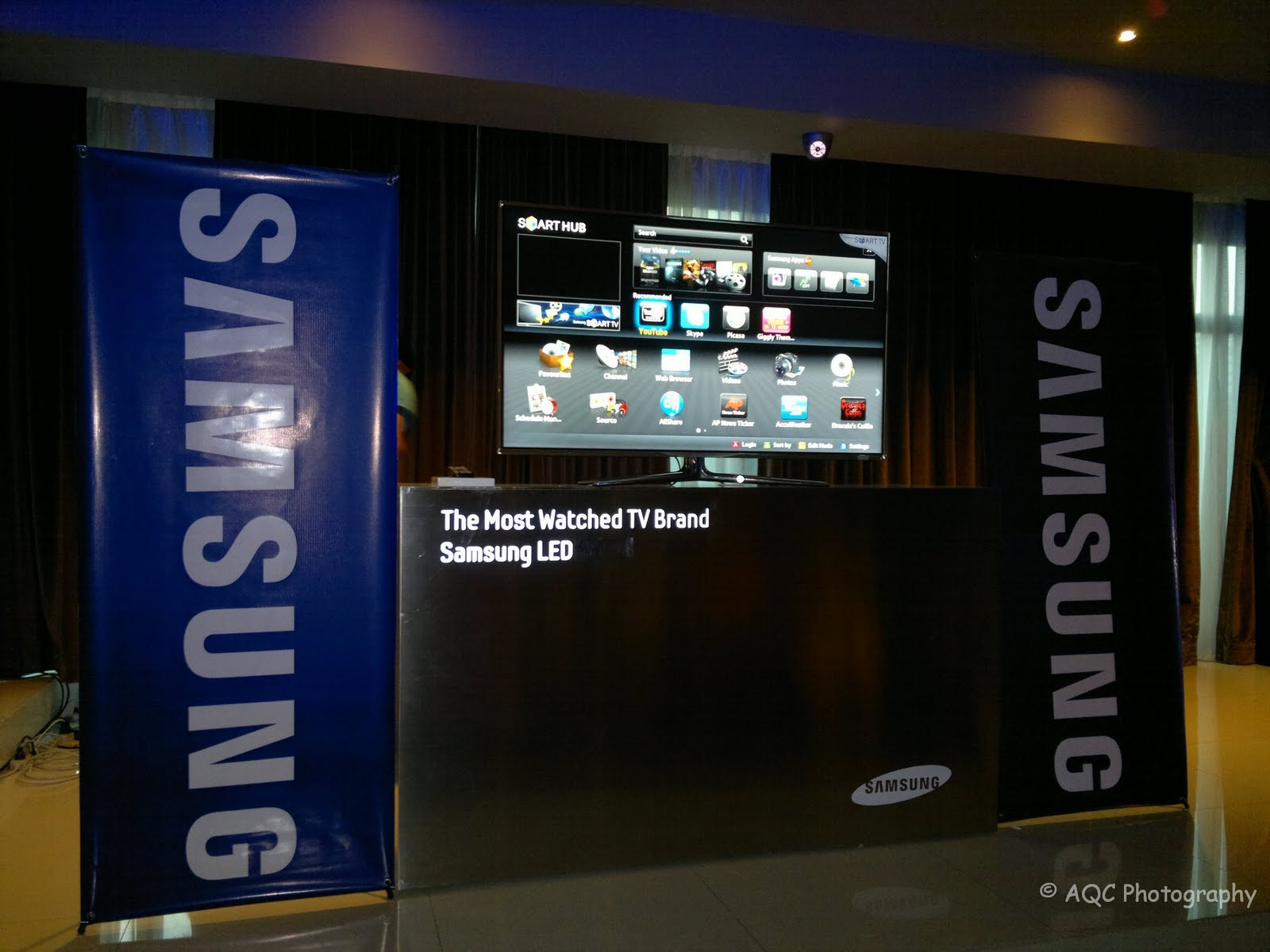 samsung tv internet