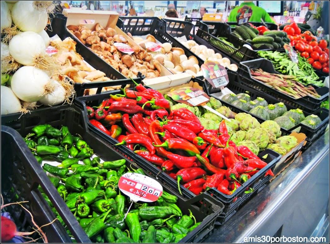Plaza de Abastos de El Ejido: Nuestras Verduras