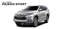 all new Mitsubishi pajero sport