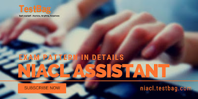 NIACL Assistant test series