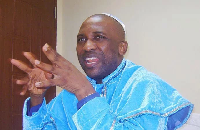 What God told me about Saraki becoming Nigeria's next President – Primate Ayodele