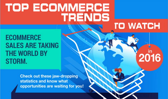 Top E-commerce Trends to Watch in 2016