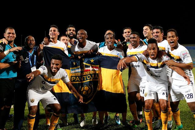 Los Guerreros golean y están en la próxima fase la CONCACAF Caribbean Club Championship 2018