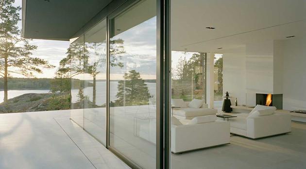 konzept interior design lifestyle private spa badezimmer ideen zwischen meer und mitternachtssonne. Black Bedroom Furniture Sets. Home Design Ideas