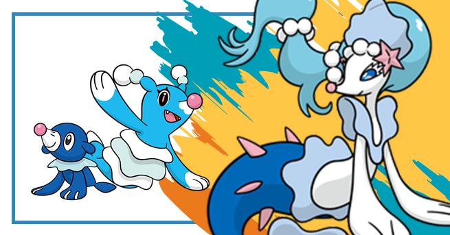 Curiosidades Pokémon Popplio Brionne E Primarina Pokémothim