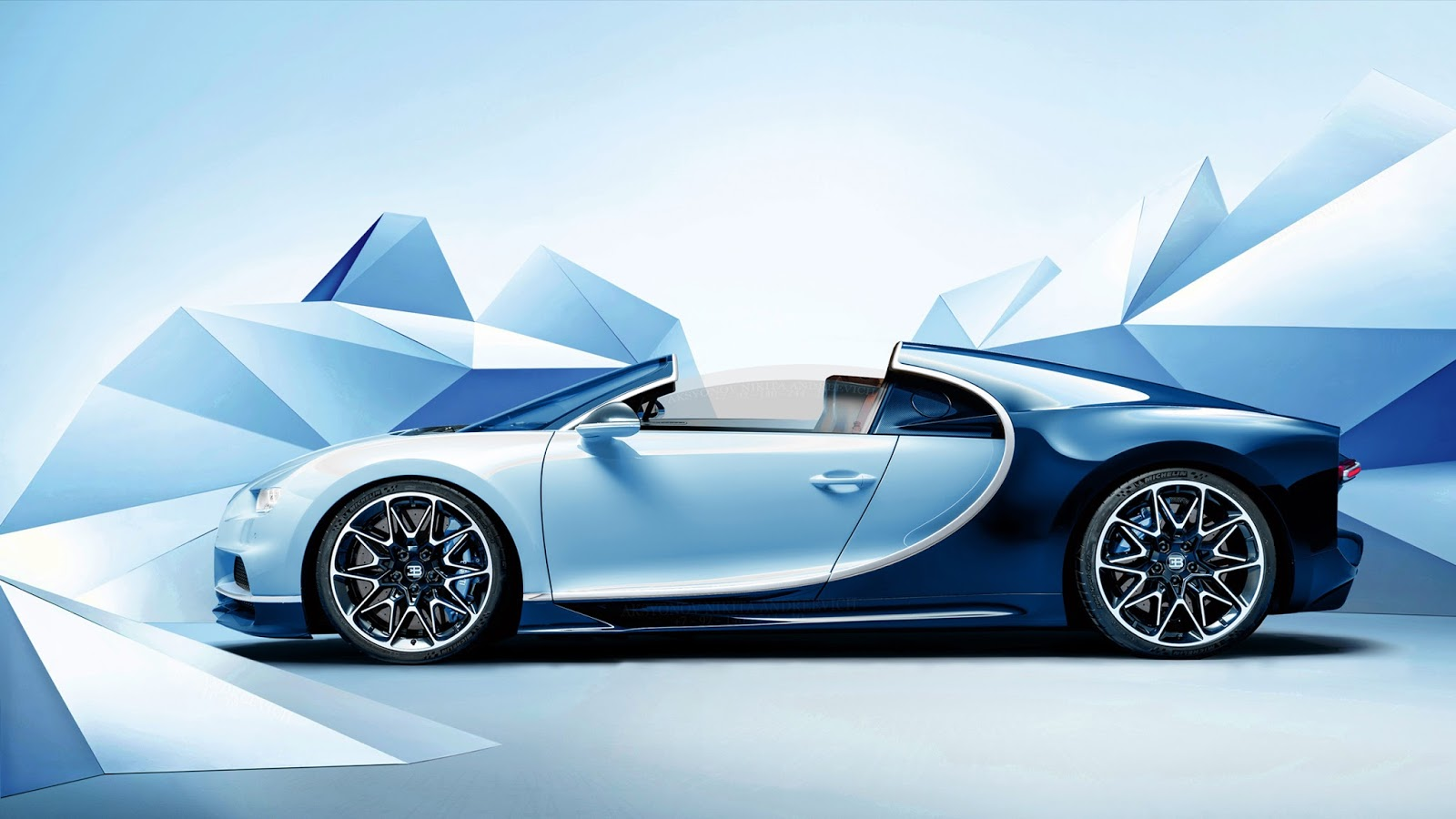 Bugatti Chiron Roadster Convertible Not Happening