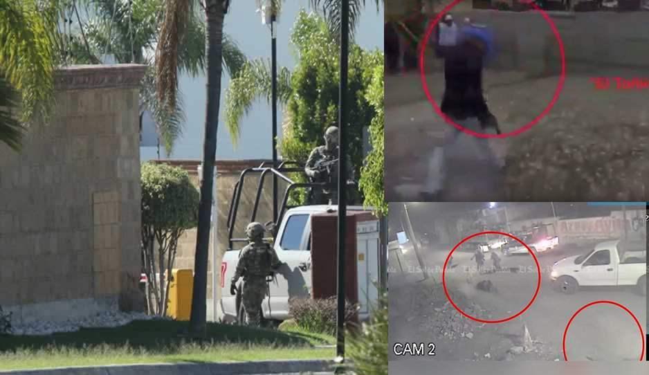 """VIDEO: A balazos, """"El Toñin"""" el líder huachicolero capturado por MARINOS, celebraba sus cumpleaños y enfrentaba a militares en Puebla"""