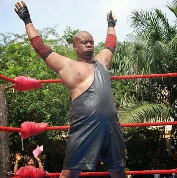 undertaker nollywood movie