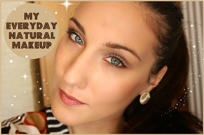 My Everyday Makeup Routine Natural Makeup Look (video tutorial)