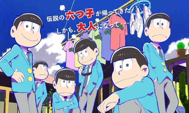 Anime Parody Terbaik - Osomatsu-San