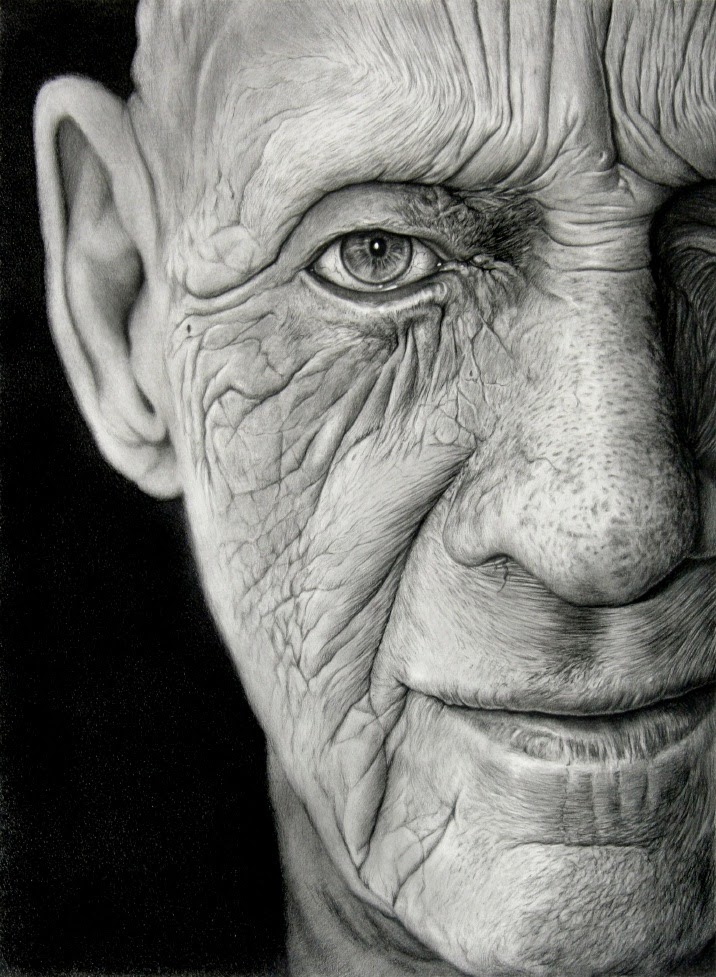 01-Mr-Bill-Justin-Meyers-Hyper-Realistic-Life-Snapshot-Drawings-www-designstack-co