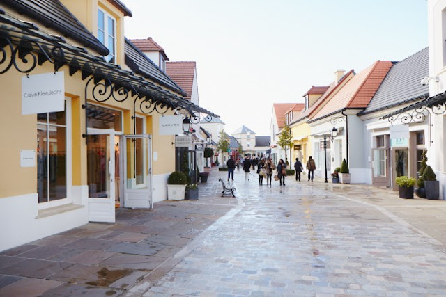 Outlet La Vallée Village em Paris