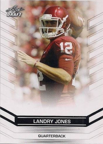 d9a1a3323cc Landry Jones on the other hand, has 115 cards to his name. Of those, about  75 of them are autographs, which is insane for a guy in the fourth round.