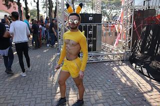 IMG 9854 - 13ª Parada do Orgulho LGBT Contagem reuniu milhares de pessoas