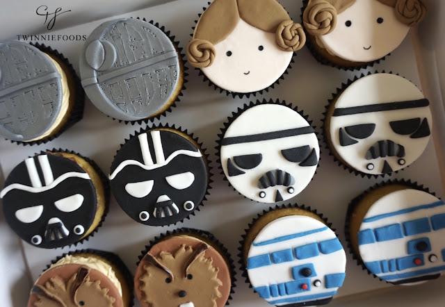 Ultimate Star Wars Cupcakes