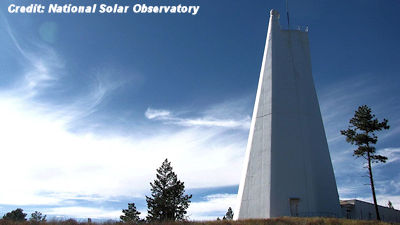 National Solar Observatory - New Mexico