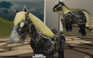 Jolt Horse Skin - Attack On Titan Tribute Game