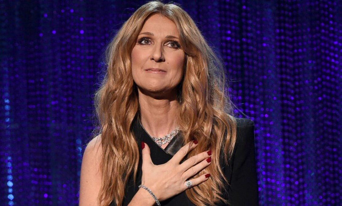 """Celine Dion: """"René fue el único hombre al que he besado"""""""