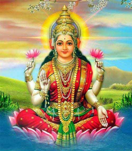 Gaja Lakshmi Puja in Ashwin Purnima