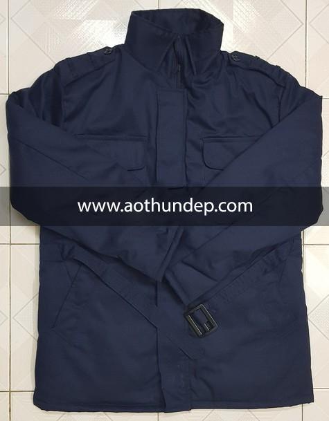 Áo khoác gió đồng phục bảo vệ