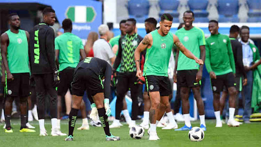 All set for the Nigeria-Libya return leg