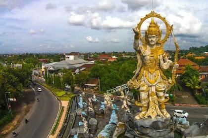 Inilah Daftar Kabupaten dan Kota Terbesar di Provinsi Bali Indonesia