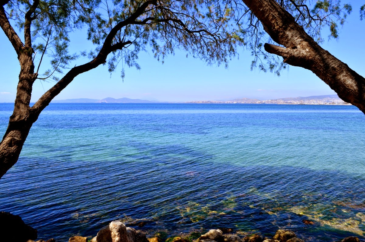 Ateny, Athens, Αθήνα- grecka kuchnia i morze Egejskie