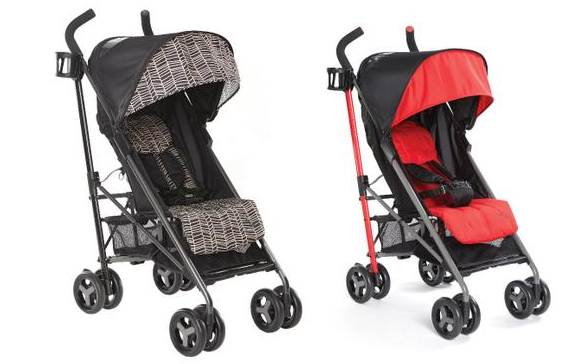 Zobo Bolt Lightweight Stroller 36 98 Free Shipping Heavenly Steals
