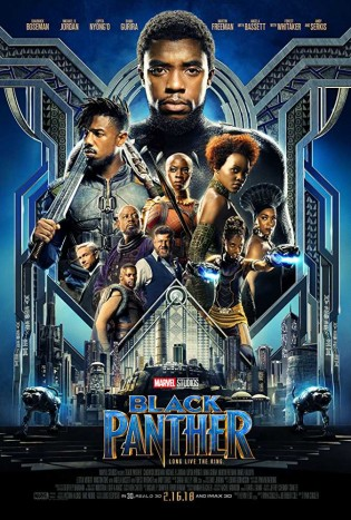 Black Panther 2018 Hindi Dubbed Org Movie Free Download 720p BluRay DualAudio