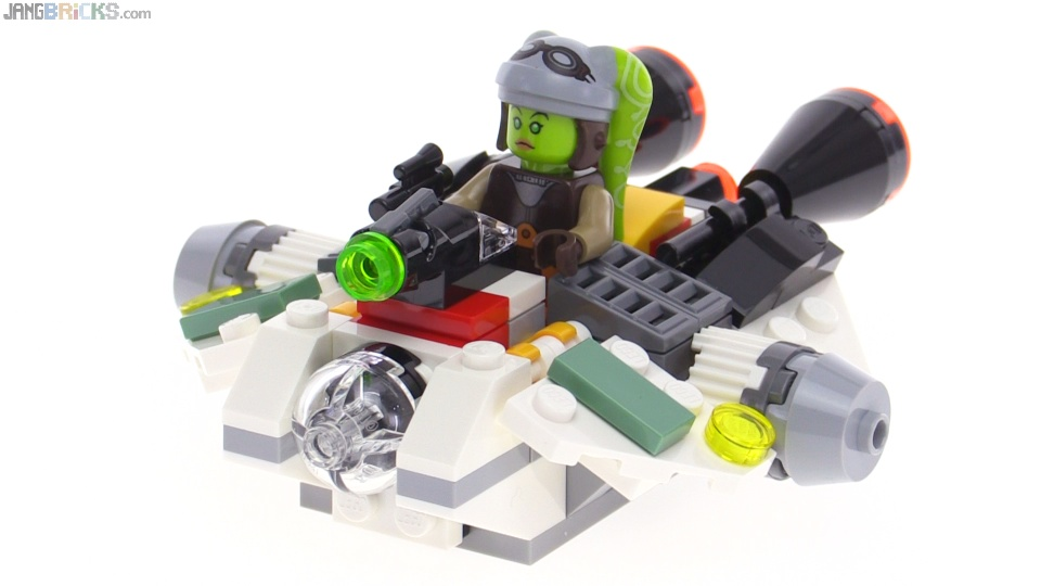 LEGO Star Wars The Ghost Microfighter 75127