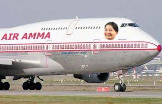 Amma flight