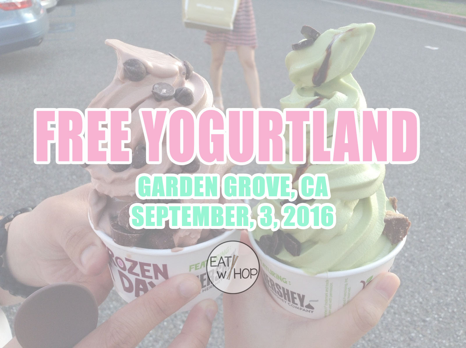GARDEN GROVE YOGURTLAND THANKS GUESTS WITH FREE YOGURT ON SEPT. 3RD