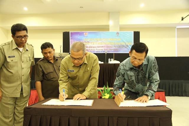 Sumut Jadi Wakil LSF di Daerah Angkat Kearifan Budaya Lokal