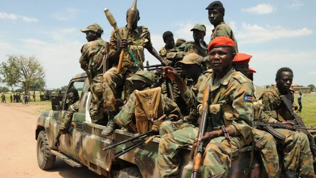 UN Security Council imposes arms embargo on South Sudan