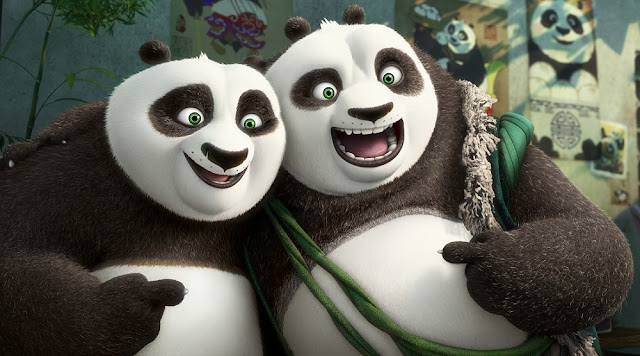 kung fu panda 3 still bryan cranston jack black