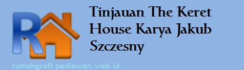Ilustrasi Tinjauan The Keret House Karya Jakub Szczesny